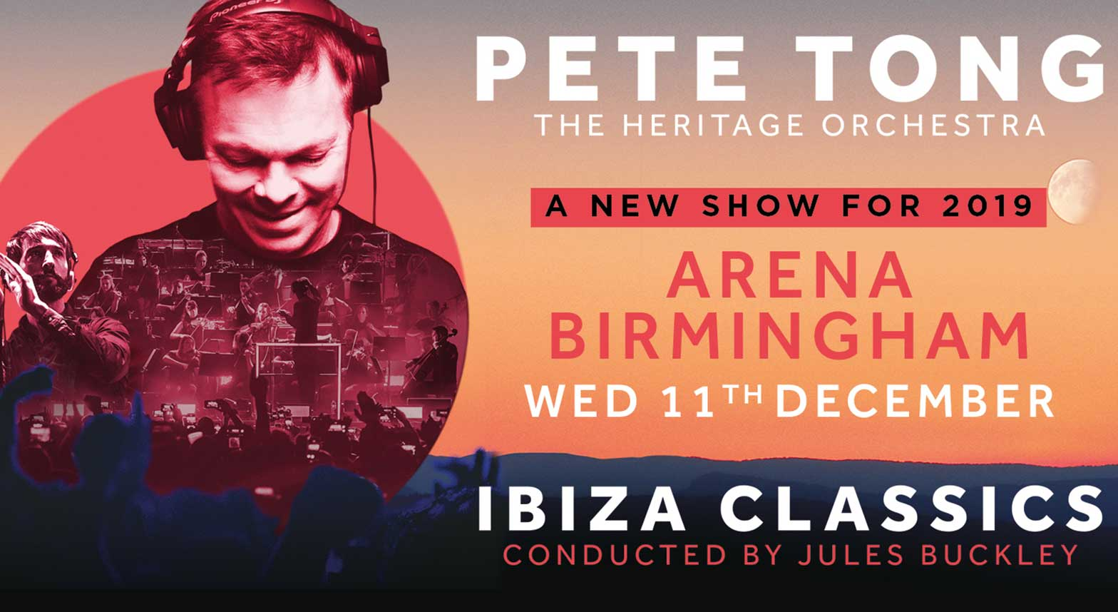 Pete Tong Hospitality Tickets