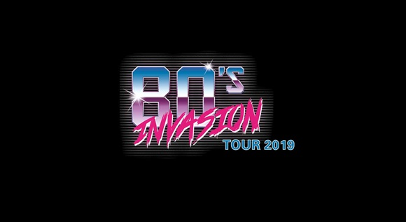 Image for 80'S INVASION TOUR 2019