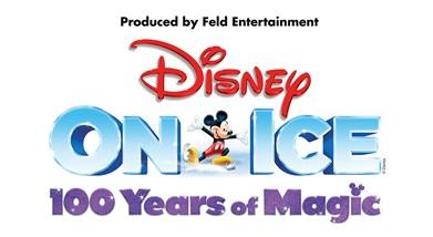 Image for DISNEY ON ICE CELEBRATES 100 YEARS OF MAGIC!