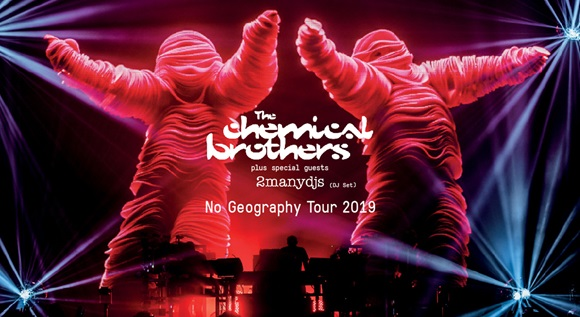 Image for THE CHEMICAL BROTHERS