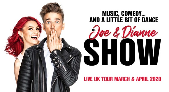 Image for THE JOE AND DIANNE SHOW