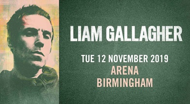 Image for LIAM GALLAGHER