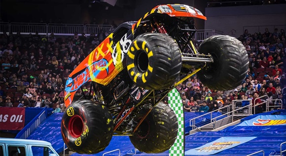 Image for HOT WHEELS MONSTER TRUCKS LIVE