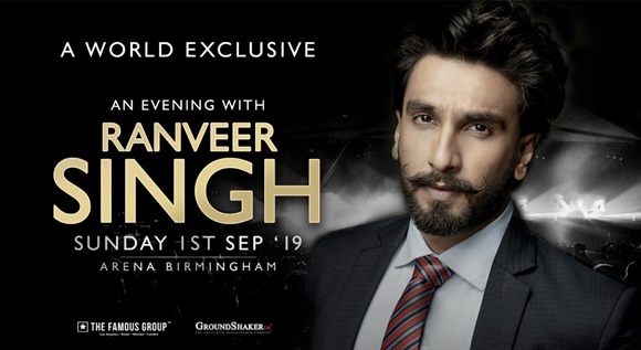 Image for AN EVENING WITH RANVEER SINGH