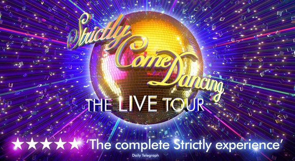 Image for STRICTLY COME DANCING THE LIVE TOUR 2020