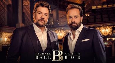Image for MICHAEL BALL & ALFIE BOE