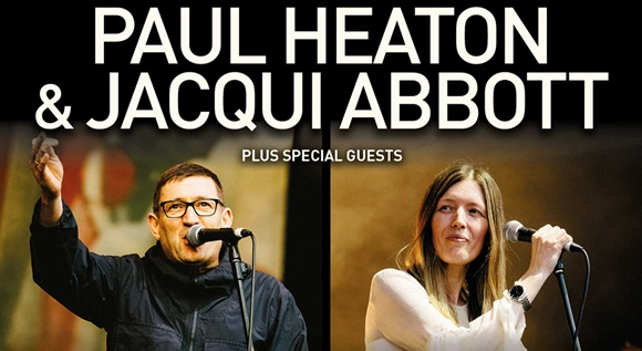 Image for PAUL HEATON & JACQUI ABBOT