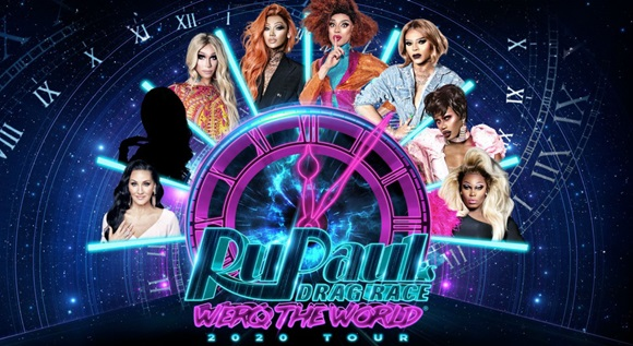 Image for RUPAUL'S DRAG RACE WERQ: THE WORLD TOUR 2020