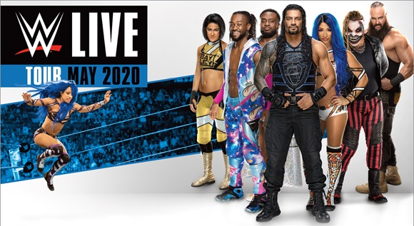 Image for WWE LIVE