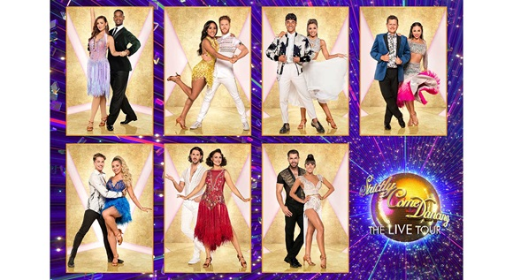 Image for STRICTLY COME DANCING THE LIVE TOUR