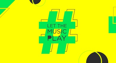 Image for LET THE MUSIC PLAY