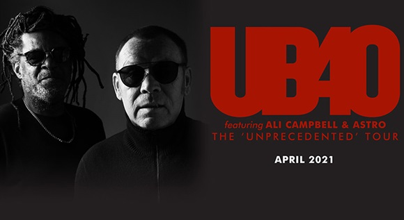 Image for UB40 FEATURING ALI CAMPBELL & ASTRO