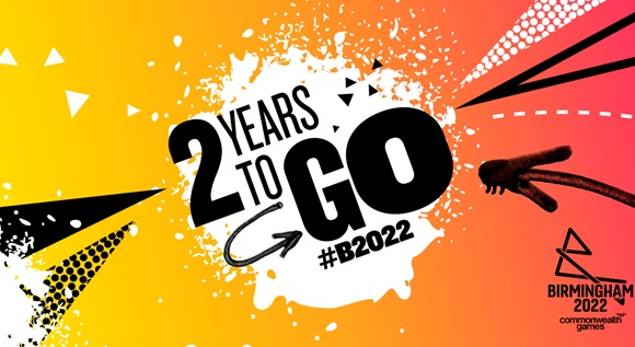 Image for THIS WEEK MARKS TWO YEARS TO GO UNTIL BIRMINGHAM 2022
