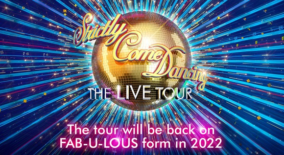 Image for STRICTLY COME DANCING LIVE 2022