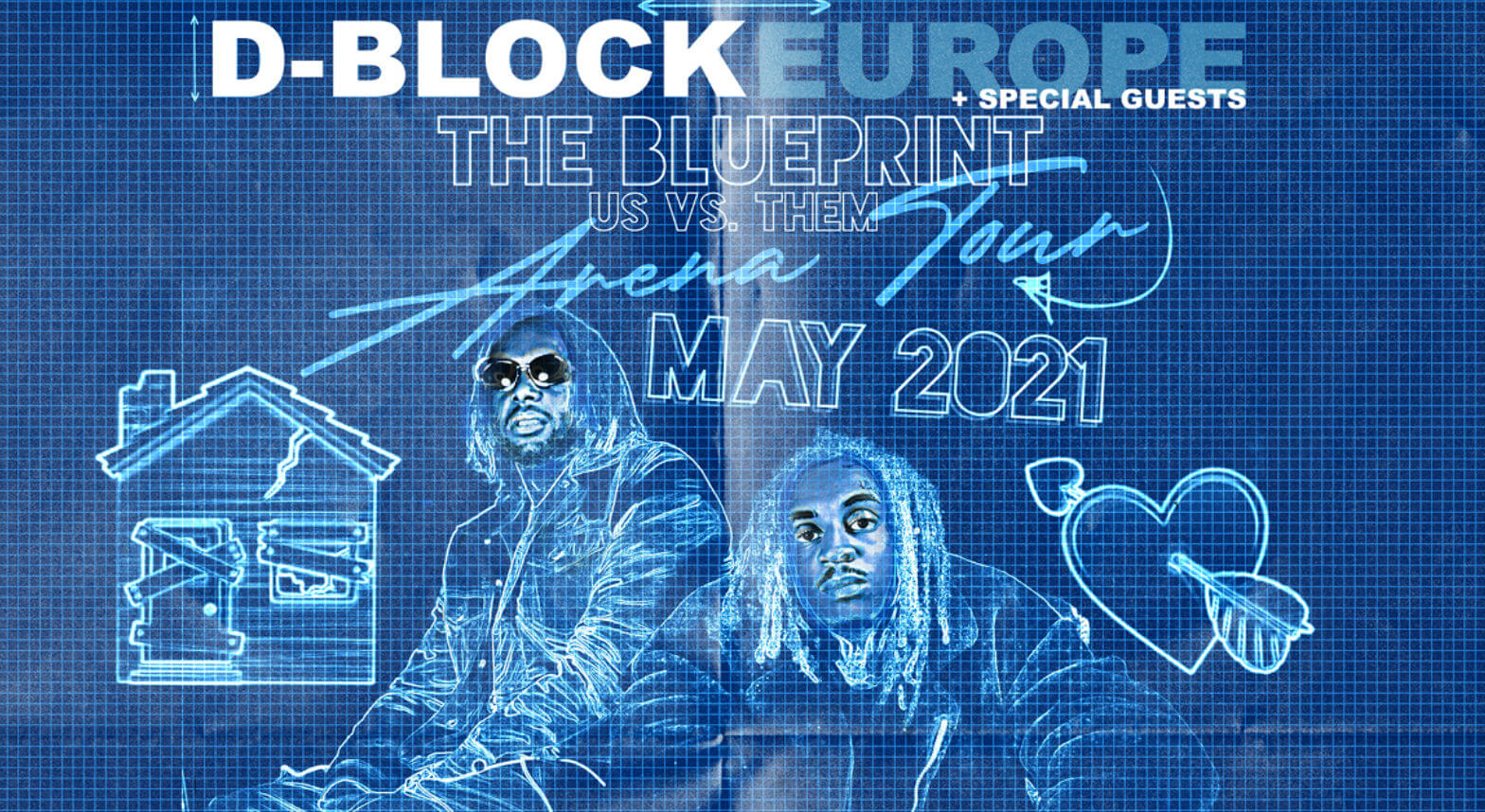 D-Block Europe Hospitality Tickets
