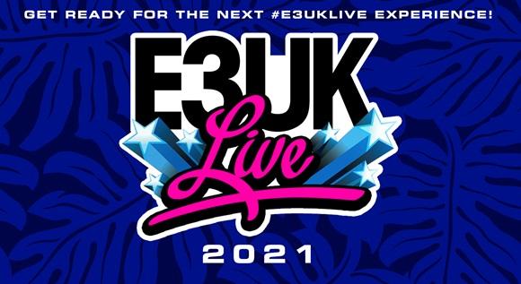Image for E3UK LIVE 2021