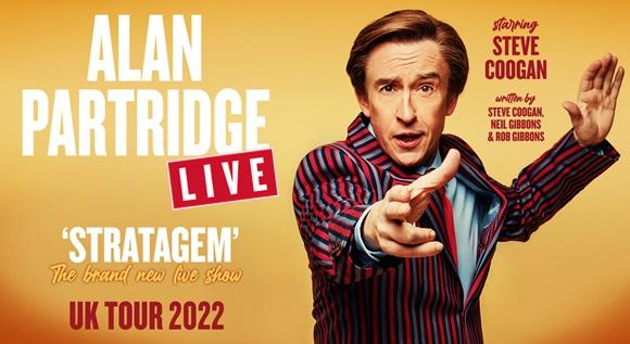 Image for ALAN PARTRIDGE LIVE