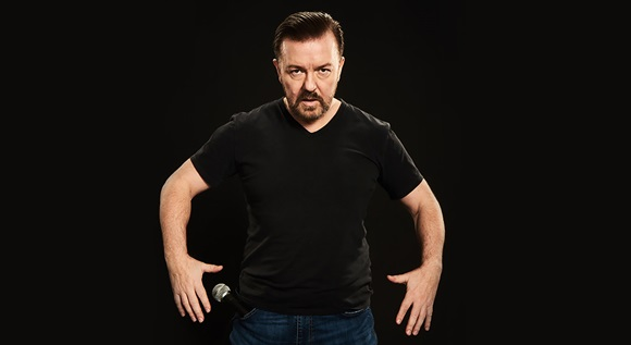 Image for RICKY GERVAIS