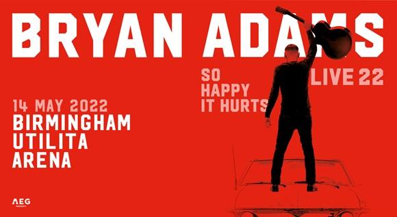 Image for BRYAN ADAMS